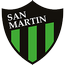 Escudo de San Martín de San Juan